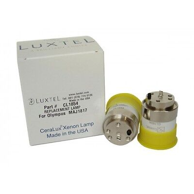Luxtel Cl1854 Olympus Maj 1817 Xenon Light Source For Clv190