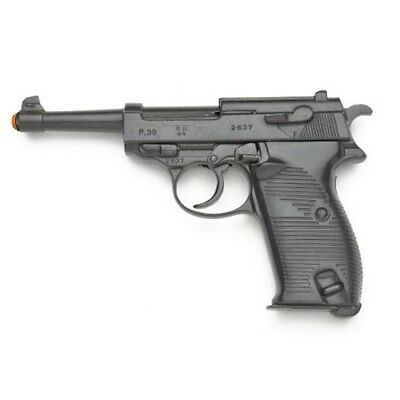 Denix Pistol Replica WWII German P-38 Blued