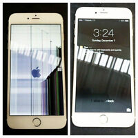 ★ ON SALE ★ iPHONE / SAMSUNG GALAXY CELL PHONE SCREEN REPAIRS ★