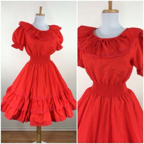 Vintage 60s 70s Dresses