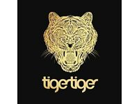 Tiger Tiger Are Hiring Waiting Staff!