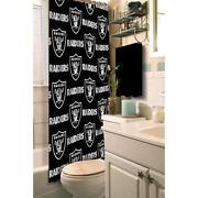 Oakland Raiders Curtains