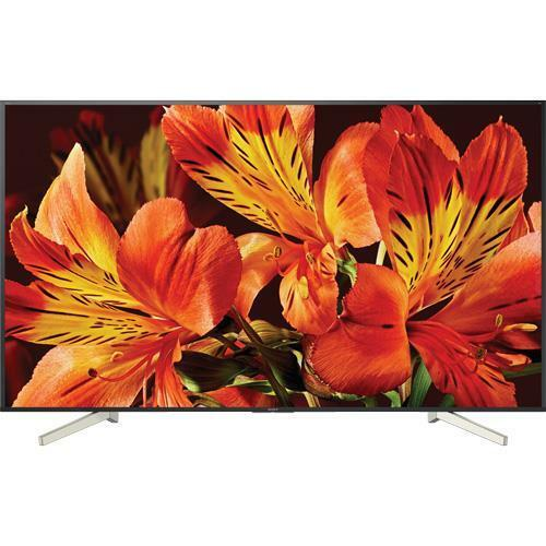 """Sony Xbr85x850f 85"""" Class Smart Led 4k Hdr Ultra Hd Tv With Android Tv"""