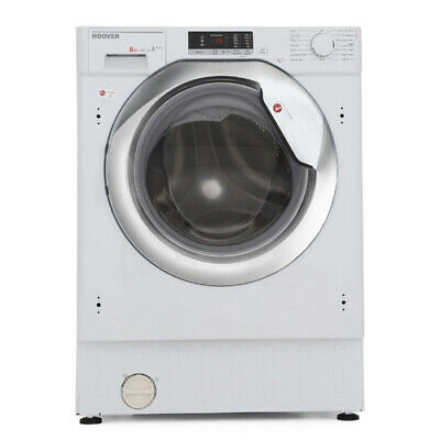 Hoover HBWM814SAC-80 8kg 1400rpm Integrated Washing Machine - C