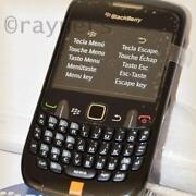 New Blackberry Curve 8520 Unlocked