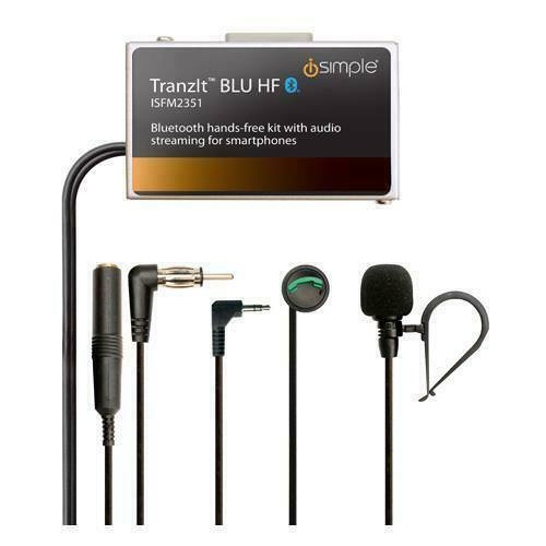PAC ISFM2351 Bluetooth Hands Free Kit With Audio Streaming For Smart Phones