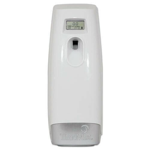TimeMist 1048502EA Plus Metered Aerosol Fragrance Dispenser - White New