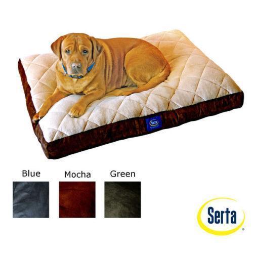 Serta Pet Bed Ebay