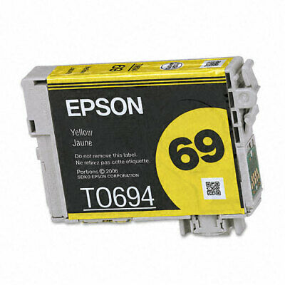 New Epson 69 CX5000 Yellow Ink T0694 GENUINE! 5000 Magenta Ink