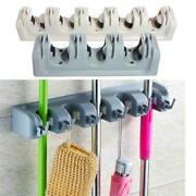 Broom Organizer