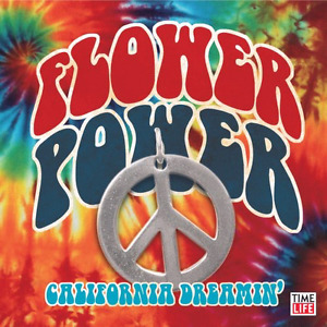 Wanted Time Life. 10 cd set Flower Power