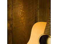 Guitar and singing teacher offers lessons