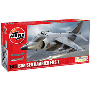 AIRFIX Kit A05101 BAe Sea Harrier FRS-1