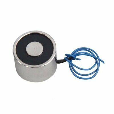 Dc 12v P2015 Holding Electric Magnet Lifting 2.5kg Solenoid Electromagnet