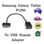 Samsung Galaxy Tablet USB Adapter