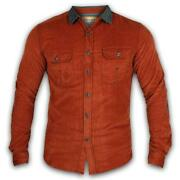 Mens Corduroy Shirt