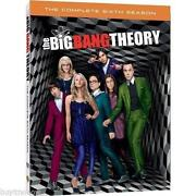 The Big Bang Theory DVD Set