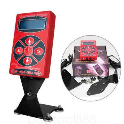 Digital Netzgerät für Tätowiermaschinen Tattoo Machine Netzteil Power Supply DHL Digitale Tattoo Power Supply