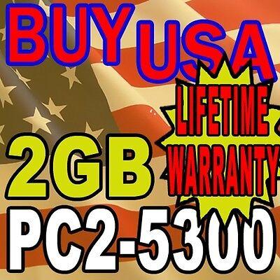 (2GB Gateway E-6610D SB FX510Sb FX510X FX530B Memory Ram)