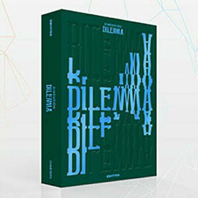 ENHYPEN [DIMENSION:DILEMMA] 1st Album CHARYBDIS CD+PhotoBook+2Card+etc+PreOrder