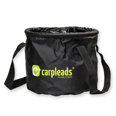 Carpleads Plegable Black Agua & Cebo Cubo / Cubo XXL