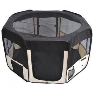 "SALE @ WWW.BETEL.CA || 49"" Elegant, Foldable, Portable, Washable Dog Puppy Pet Playpen 