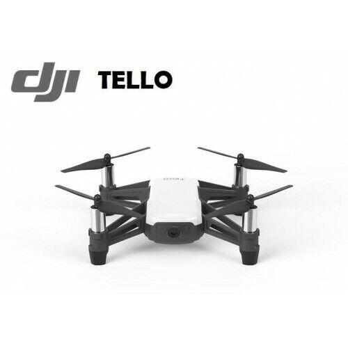 DJI Ryze Tello Mini Kamera Drohne, 720p HD-Übertragung, 100 Meter Reichweite NEU