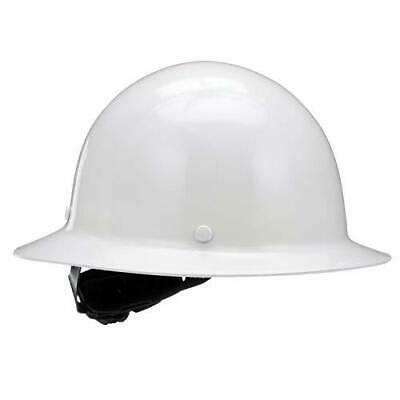 Skullgard Fas-trac Suspension Msa475408 White Hard Hat New