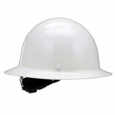 Skullgard Fas-trac Suspension Msa475408 White Hard Hat New