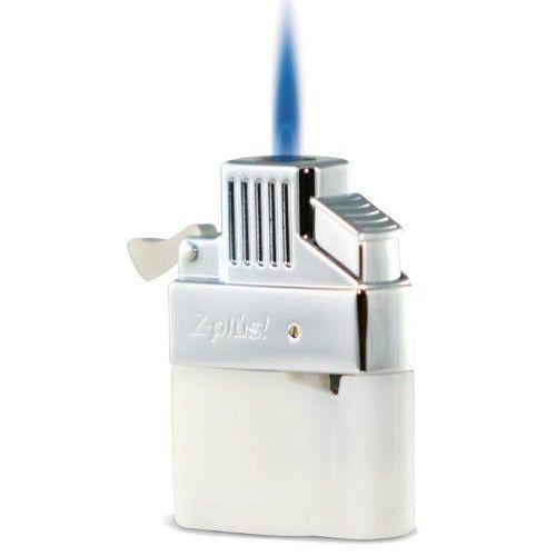 Z Plus Torch Flame Lighter Butane Insert, Single Flame, Refillable (ZINS)