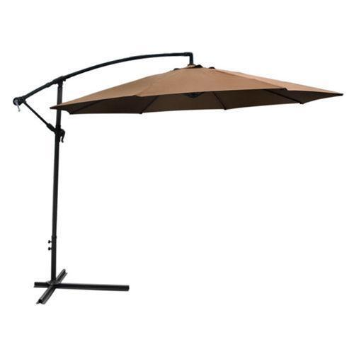 patio umbrellas stands table offset lights ebay