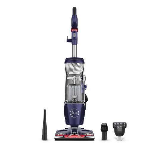 Hoover PowerDrive Pet Bagless Upright Vacuum Purple UH74210