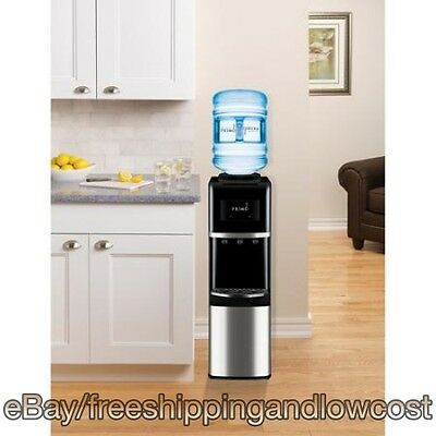 Drinking 3 and 5-Gallon Bottles Primo Water Dispenser Cooler Hot-Room temp-Cold
