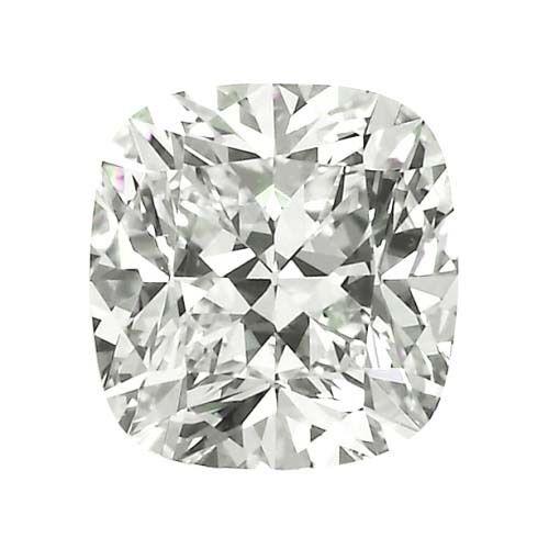 2.70 ct H VS2 CUSHION CUT LOOSE DIAMOND GAL CERTIFIED