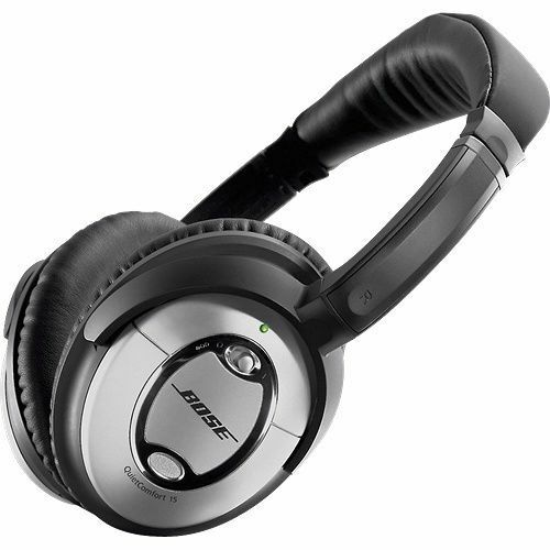 Bose QuietComfort 15 Acoustic Noise-Cancelling Headphones