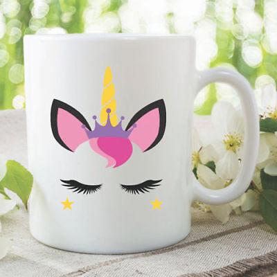 Unicorn Mug Gift For Her Best Friend Mum Daughter Tea Coffee Work Cups