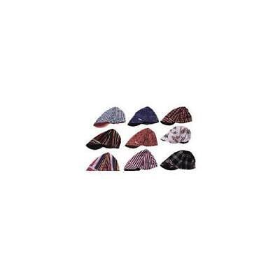 Comeaux Caps 118-1000-8 Deep Round Crown Caps 8 Assorted Prints