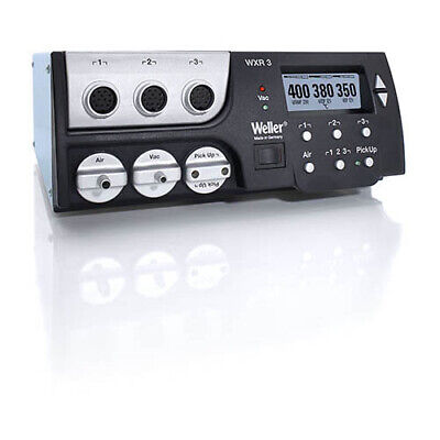 Weller Wxr3 Digital 3-channel Rework Station 120v 600w