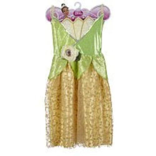 Princess Tiana Shoes: Princess And The Frog Dress
