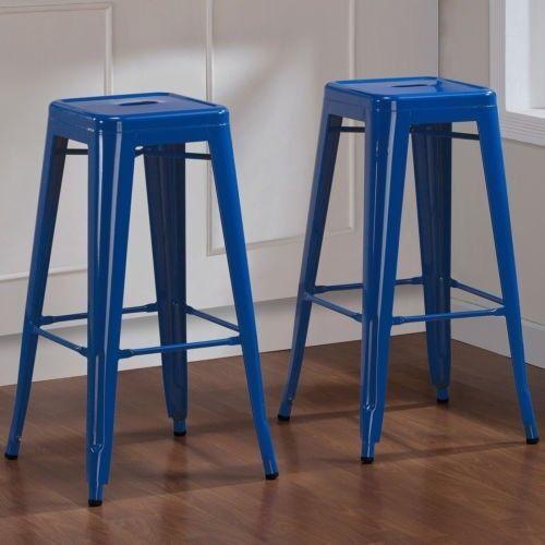 Top 8 vintage bar stools ebay - Tabouret bar stools with back ...