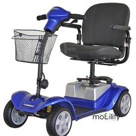 Mobility Scooter Large Boot Size