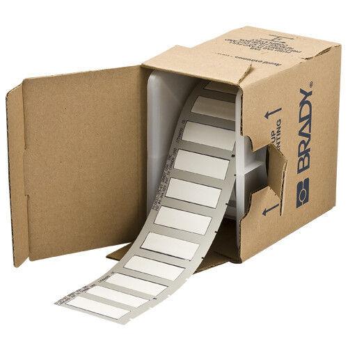 Brady PS-0331-187-WT 500 PERMASLEEVE Heat Shrink Wire Labels - New In Box