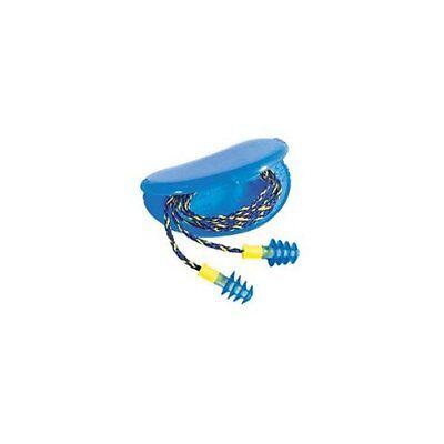 10 Pair Fusion Ear Plugs Howard Leight Earplugs Reusable