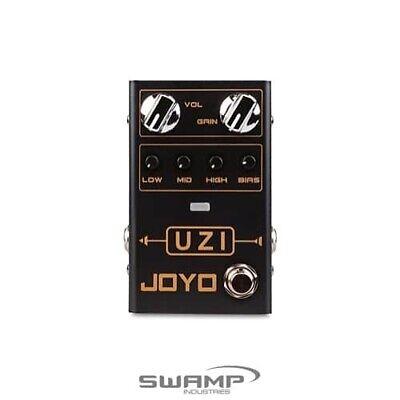 JOYO R-03 Uzi Distortion Metal Guitar Effects Pedal - Revolution R Series