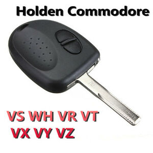 For Holden Commodore Remote Car Key Complete with chip VS VR VT VX VY VZ 04-06