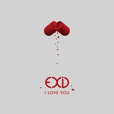 EXID-[I Love You] Single Album CD+Poster+Booklet+PhotoCard+Tracking K-POP Sealed