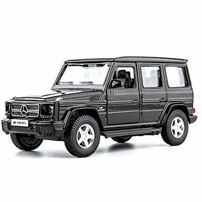 TGRCM-CZ 136 Scale Benz G63 Car Model Kits to Build for KidsAlloy Pull Back V...