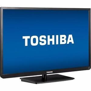 "TOSHIBA 32"" LED TV *NEW IN BOX*"