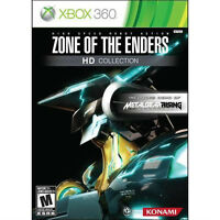 Zone of Enders HD Collection (XBOX 360)