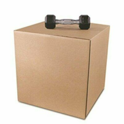 25 10x10x10 Heavy Duty Corrugated Boxes Shipping Packing Cardboard Cartons
